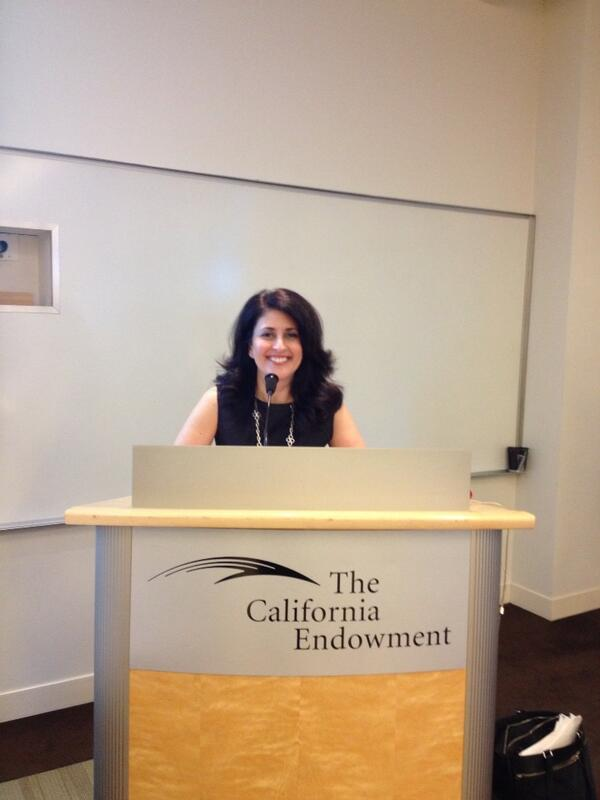Barbara Ficarra, RN, BSN, MPA Speaking HIMSS Southern California