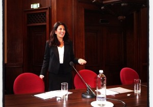 SPEAKING ENGAGEMENT PIAA Barbara Ficarra Amsterdam