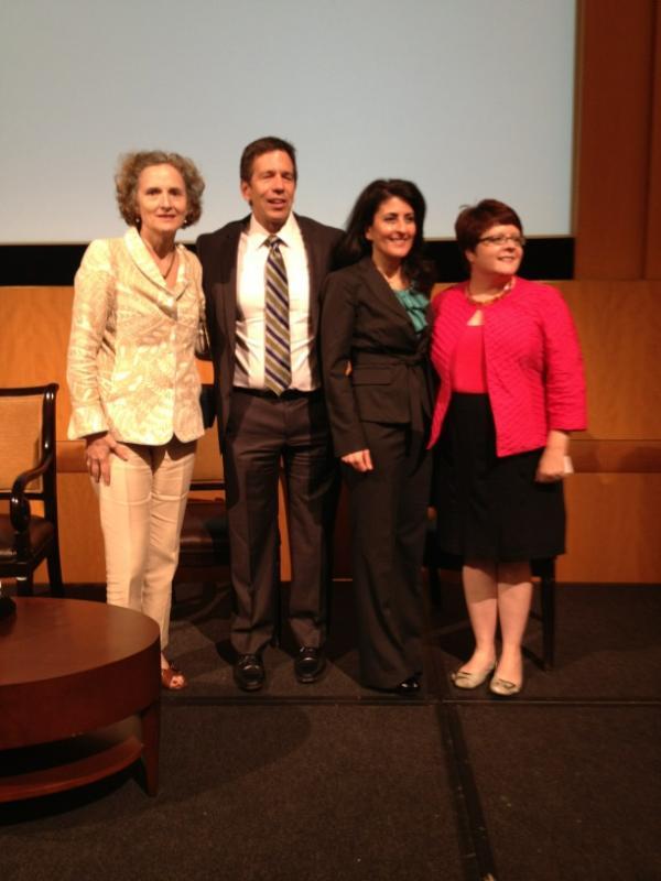 Speaking Barbara Ficarra Cleveland Clinic