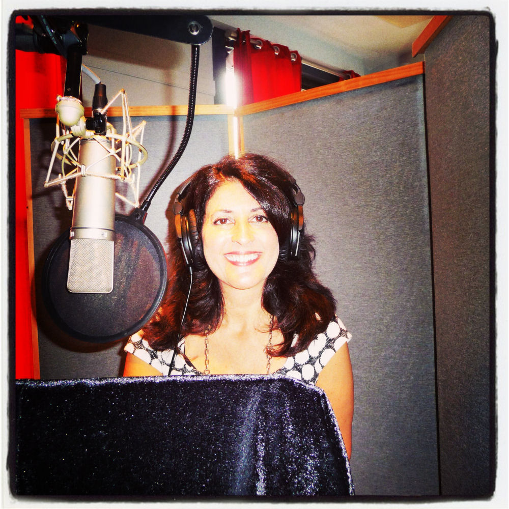 Media Barbara Ficarra On-Air Production Studio