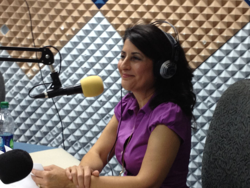 Media On-Air RADIO Barbara Ficarra Radio