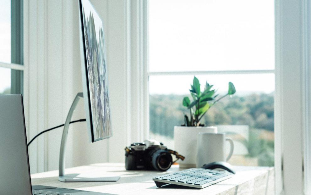 4 Ways to Make You and Your Home Office Healthier